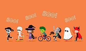 Halloween Grades: 2-6
